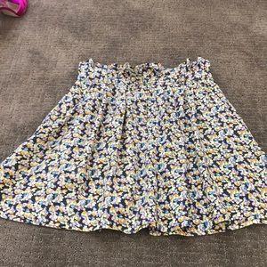 Elizabeth and James Multi Color Skirt